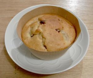 バナナと干しぶどうのケーキ 2009.7.21
