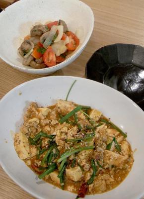 麻婆豆腐 2009.7.30