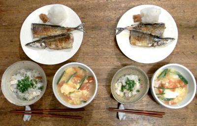 秋刀魚の季節 2009.8.14