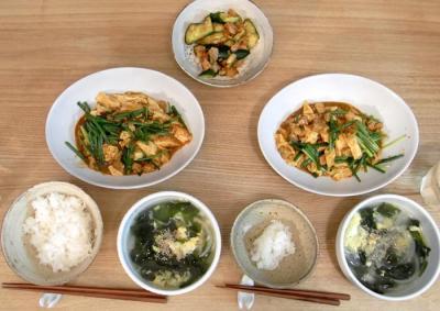 麻婆豆腐のポイント!2009.9.9