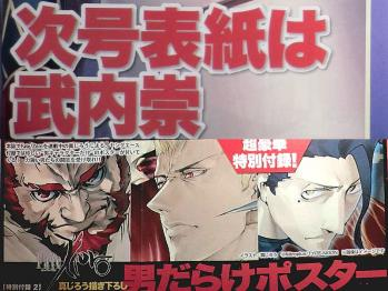 ヤングエース 2012年 Fate関連 (2)