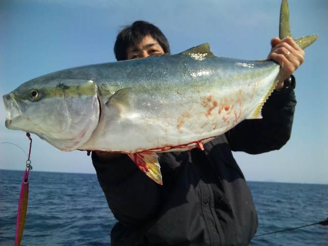 その後、釣り人口増加(^^;)