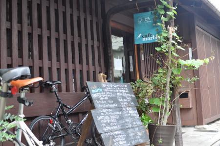 Cafeマーブル 外観