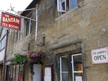 The Bantam Tea Rooms