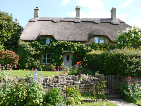 a thatched roof house2