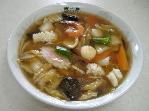 喜六亭・広東麺