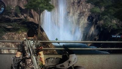 滝ですね~