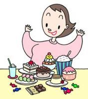 卡路里过多 糖尿病 成人病 肥胖 糖分过剩摄取