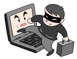 电脑病毒 电脑病毒受害 电脑病毒侵入 信息保护 ISMS