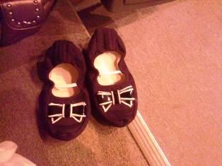 ほのかの靴