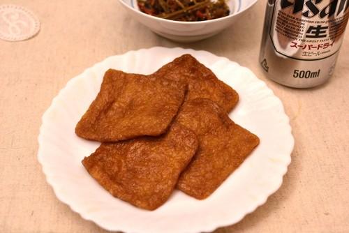 きつね蕎麦(あげ