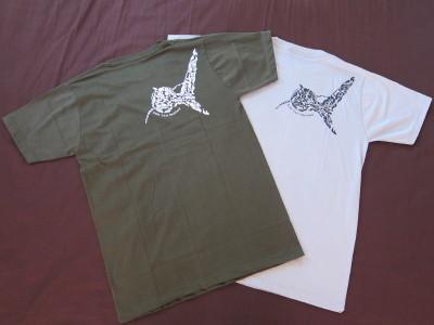 コーラルTシャツ第2弾