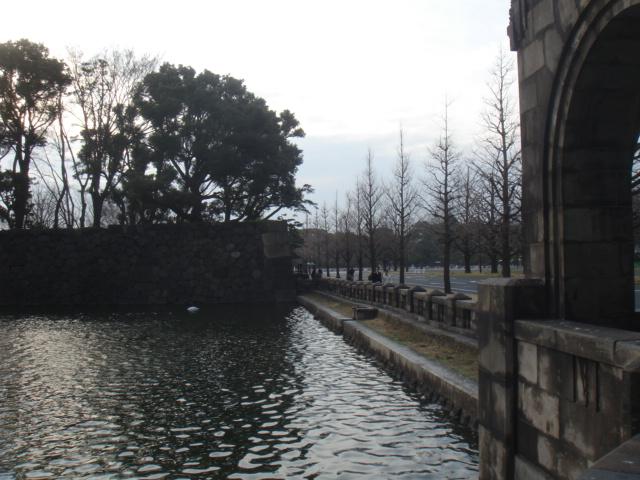 皇居散歩 018