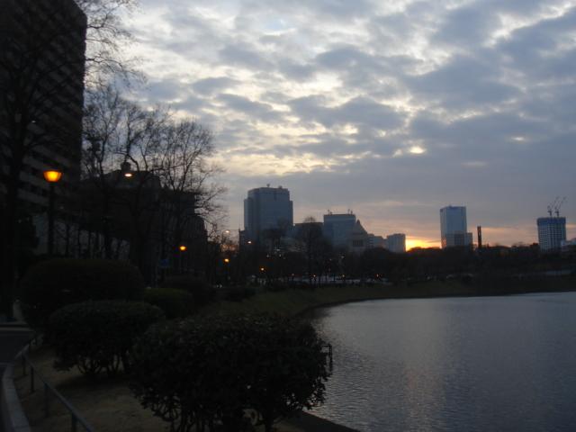 皇居散歩 117