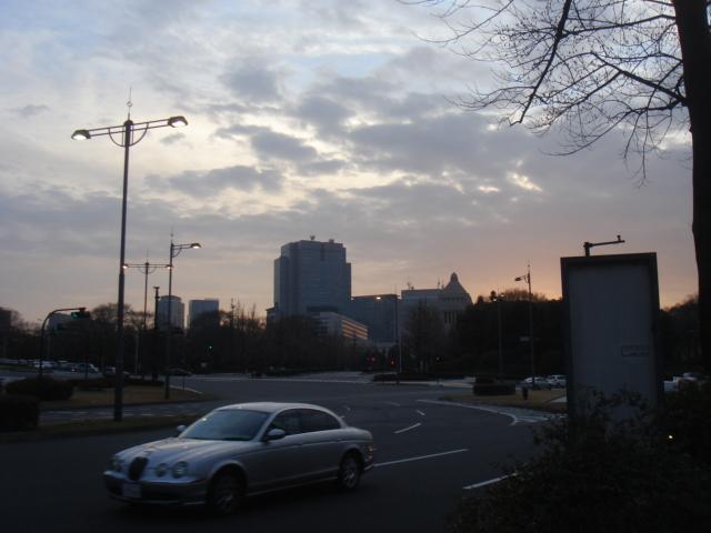 皇居散歩 148