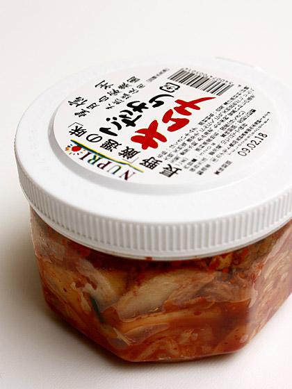 """""""カナモト食品""""こだわりキムチ"""
