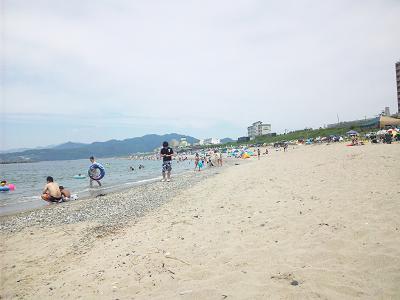 瀬波温泉海岸