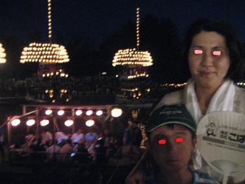 ブログ リラ 津島祭005