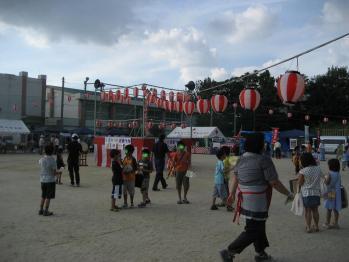 ブログ リラ 夏祭001