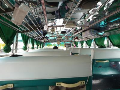 中国語作品で読む 黄金の三角地帯とタイ北部 チェンマイ→タートンのローカルバスFang-Thaton-localbus.jpg