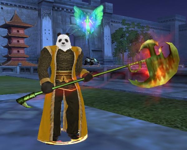 20090815(Farcis太古の斧装備)