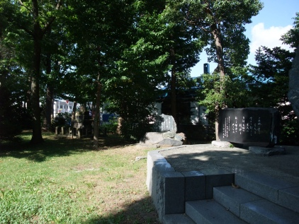 新琴似神社4