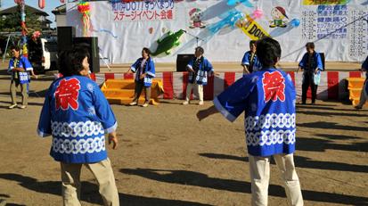 健康踊り2009