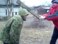 ロシア製ヘルメットは丈夫か調べてみました
