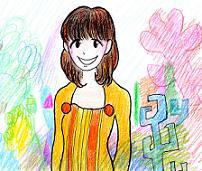 みんな誰かが好きになる・まゆお姉さん・イラスト