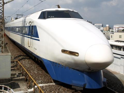岡山駅100系K編成1