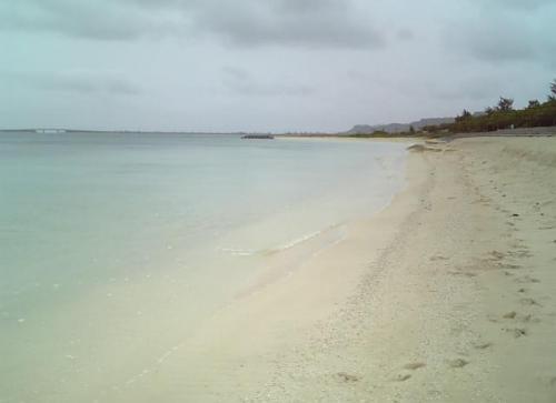 沖縄の海(2009年・4月)