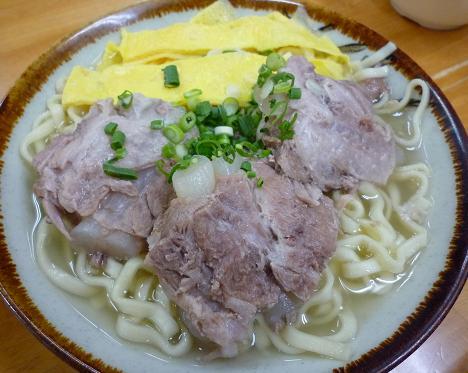沖縄(浜屋そば)