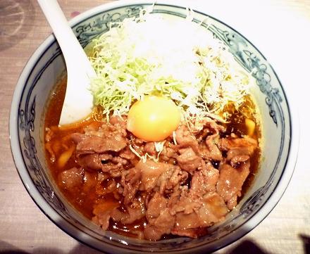 『江戸きん』 江戸きんカリー麺