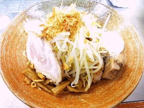 『覆麺』 油覆麺