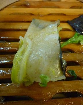 ドロツケ九号(麺のアップ)