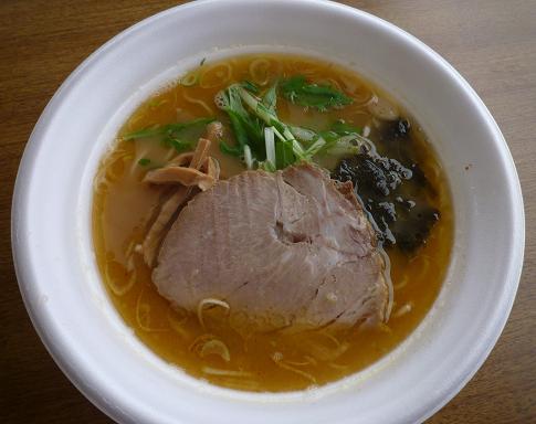 『魂麺』 魂麺~ダービースペシャル~(700円)
