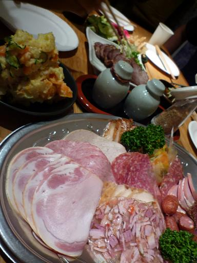 『エン座』 パーティー料理1