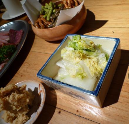 『エン座』 パーティー料理2