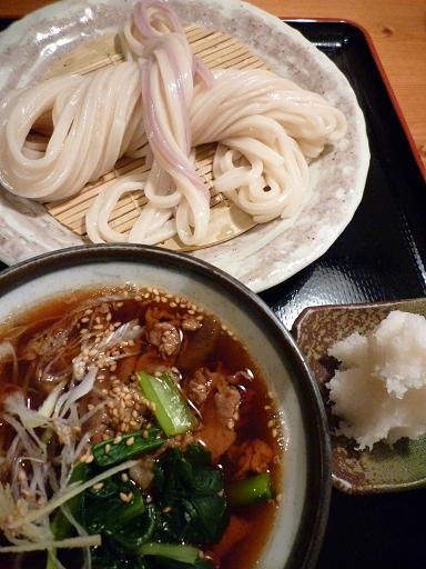 『エン座』 季節の霙糧もり(肉入り)