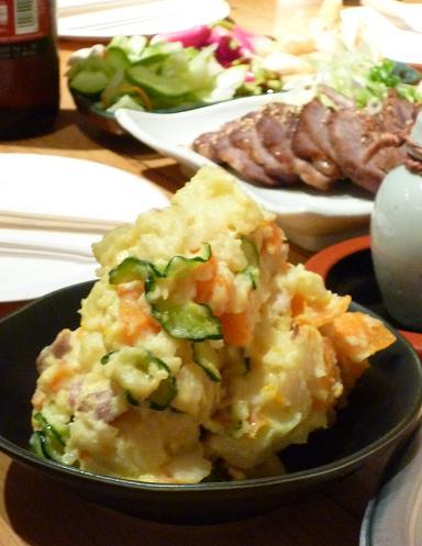 『エン座』パーティー料理3