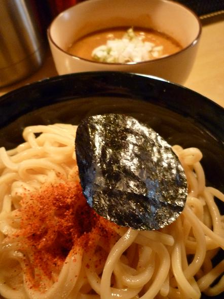『ajito』 ajitoのつけ麺・並200g(780円)