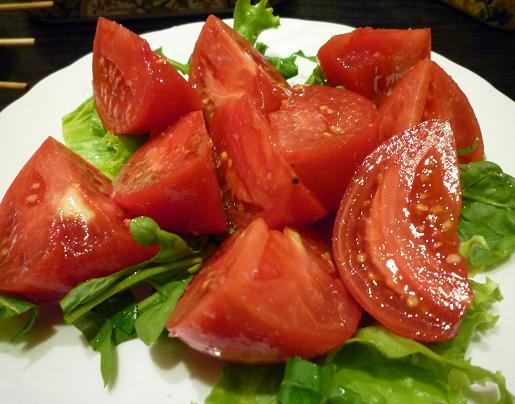 『亀』 トマト