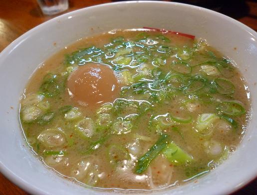 『博多三社塾』 つけ麺(つけ汁アップ)