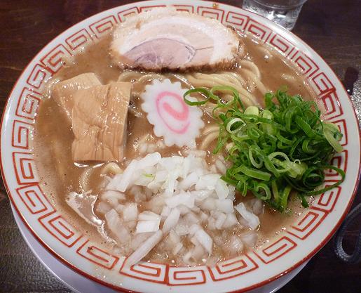 『なおじ』 中華そば(700円)