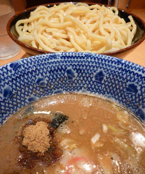 『六厘舎TOKYO』 つけ麺(アップ)