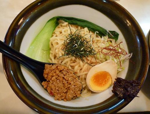 『ぜん』 坦々つけ麺(麺)