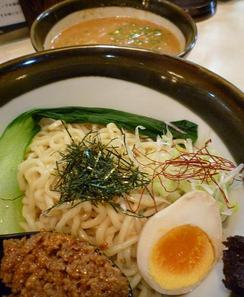 『ぜん』 坦々つけ麺(アップ)