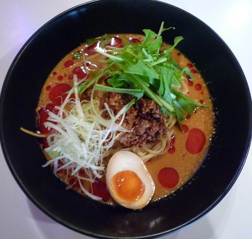 『日月飯店』 冷やし担々麺(830円・夏季限定)