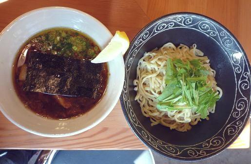 『太助家』 つけめん(麺200g・800円)