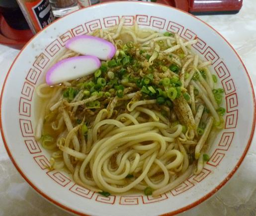 『都食堂』 ちゃんラー(350円)